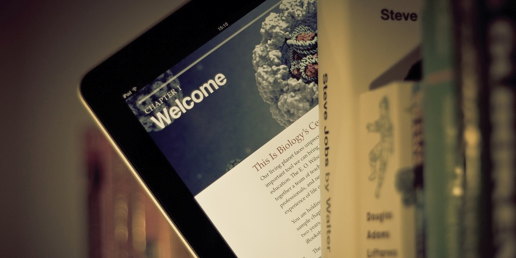 Digital reading book