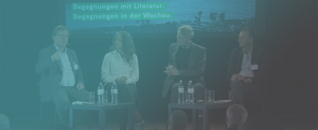 E-READ at European Literature in Wachau, November 2017